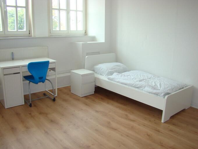 GOBI Wohnheim - Doppelzimmer