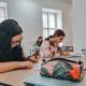 Schüler gestalten Memory-Karten