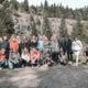 Gruppenbild vom Wandertag